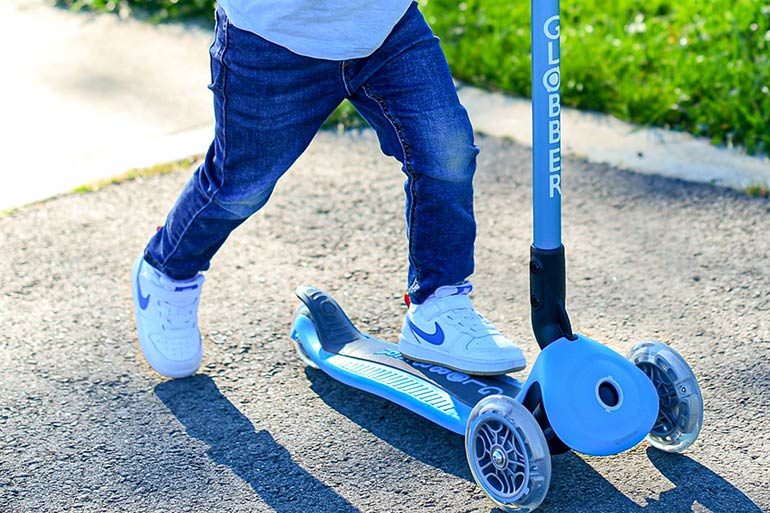 Globber Scooter review